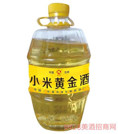 小米黄金酒