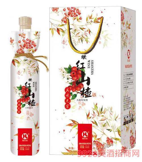 海乐园映红山楂酒375ml×6瓶