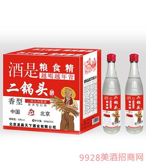 ���e二��^�t�A瓶箱42度500ml
