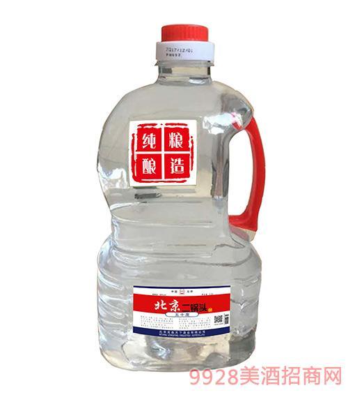 龙迎北京二锅头酒50度2.5L