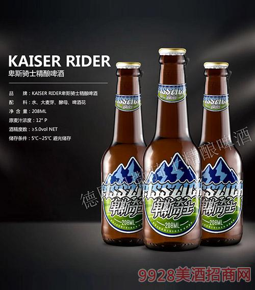 KAISER-RIDER-卑斯骑士精酿啤酒2