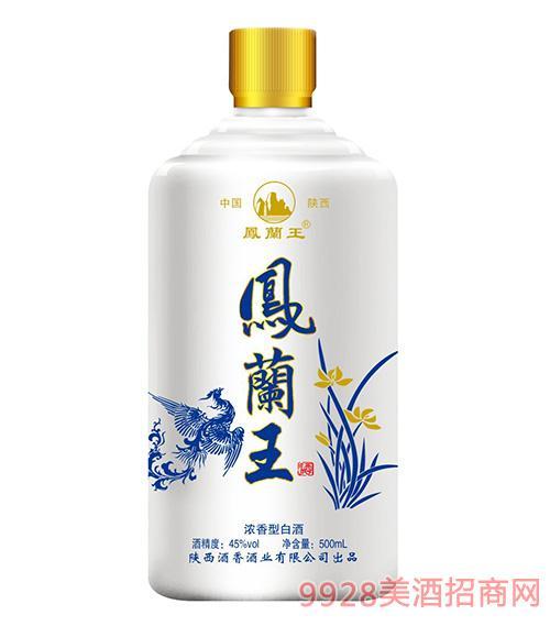 凤兰王酒45度500ml
