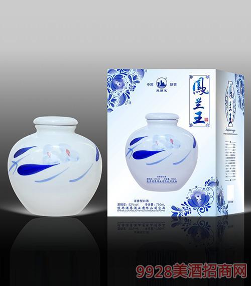 凤兰王酒10年500ml