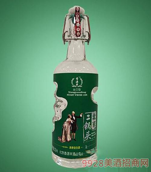 42度北京二锅头出口型酒(绿瓶)500ml