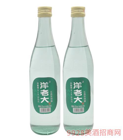 洋老大酒(�典3)52度475ml