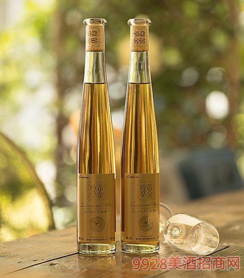 扬子撸点酒尊享黄金酒礼盒装x2瓶/盒