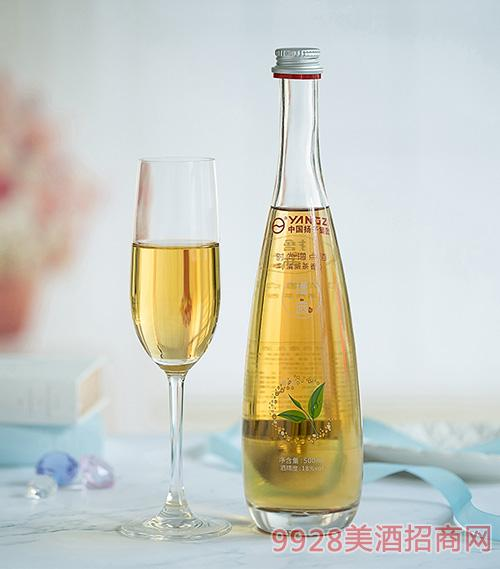 扬子撸点酒尊享茶味酒18度500ml
