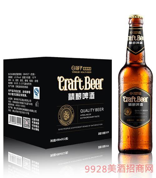 �P子瓶�b精�啤酒490mlx12