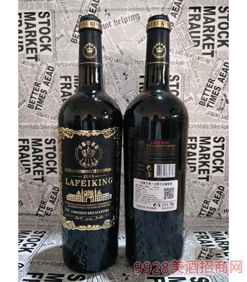 拉婓王者-公爵干红葡萄酒750ml