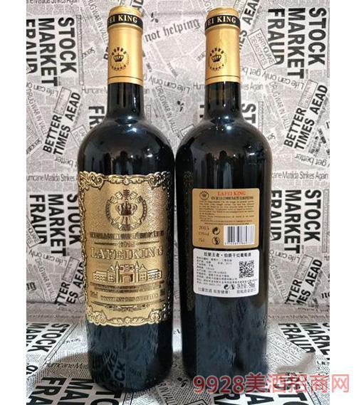 拉婓王者伯爵干红葡萄酒750ml