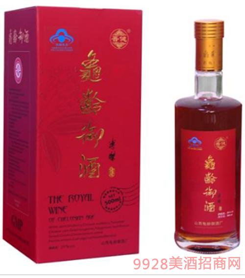 皇家精品3酒(500ml×6瓶件)