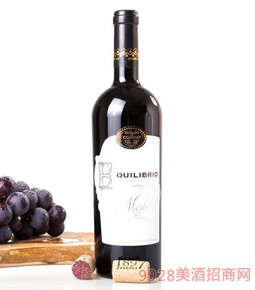 伊克里之歌干红葡萄酒13度750ml
