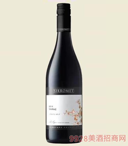 2016希路美庄园精选西拉干红葡萄酒