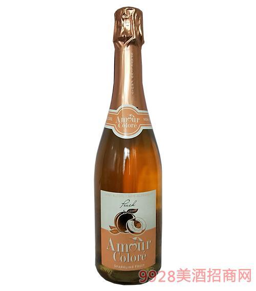 法國紛紛果戀蜜桃味無醇氣泡酒