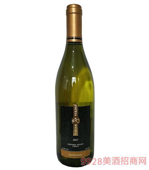 智利帕杰尼霞多丽干白葡萄酒