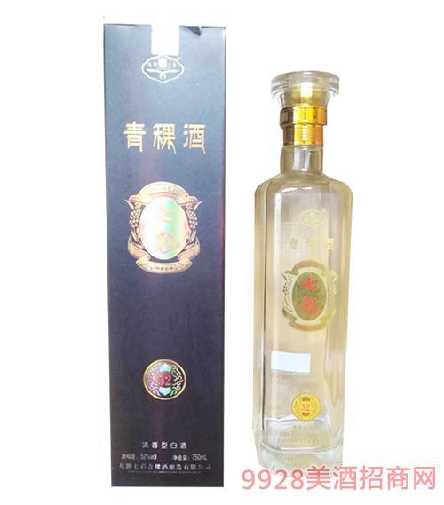 七彩青稞酒52度