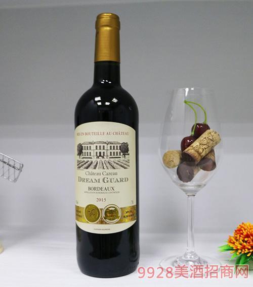 君·卡特城堡干红葡萄酒