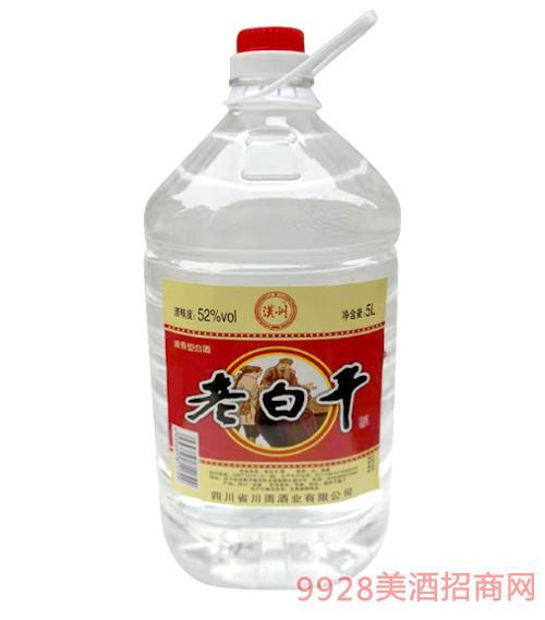 汉州老白干酒52度5L