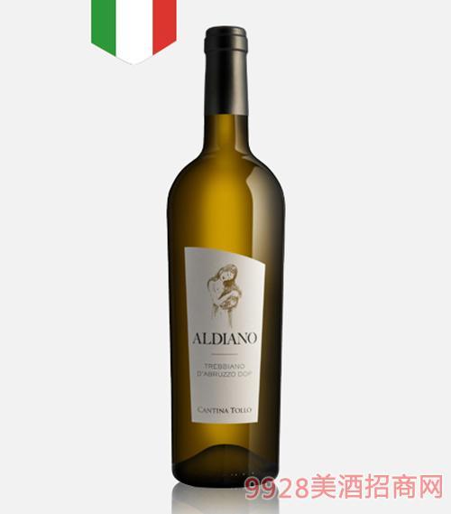 埃尔戴奥干白葡萄酒