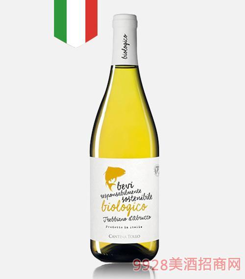 Bio有机干白葡萄酒