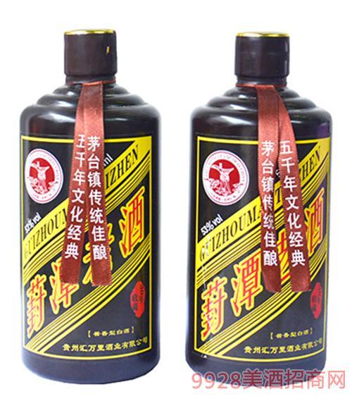 百年篈潭酒(黑)