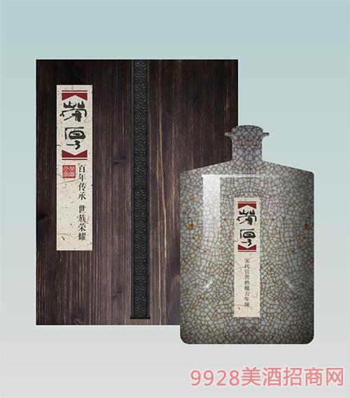 荣厚大师酒定制版三斤装