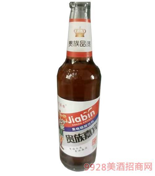 贵族嘉宾果味碳素饮料