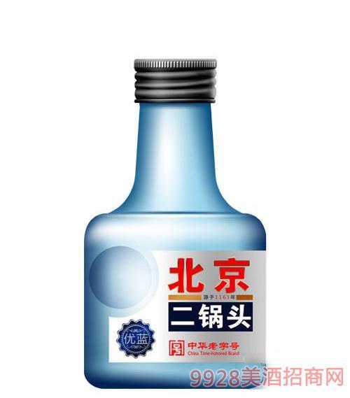 至蓝至纯北京二锅头小酒