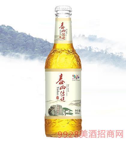泰山�髡f晶醇啤酒 TSCS9006