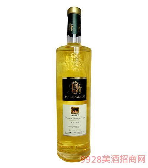 桔韵传奇南丰蜜桔酒11度530ml