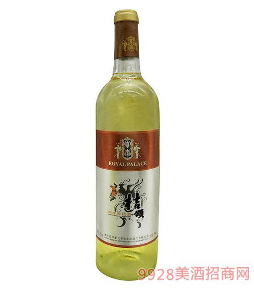 桔颂8度南丰蜜桔酒750ml