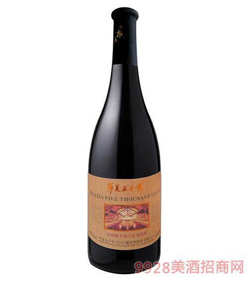 金版橡木桶干红葡萄酒12度750ml