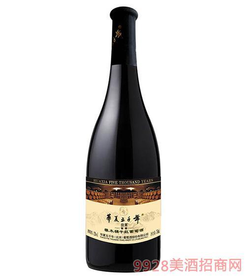 佳宴橡木桶干红葡萄酒12度750ml