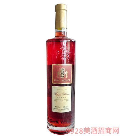 桃红葡萄酒12度750ml