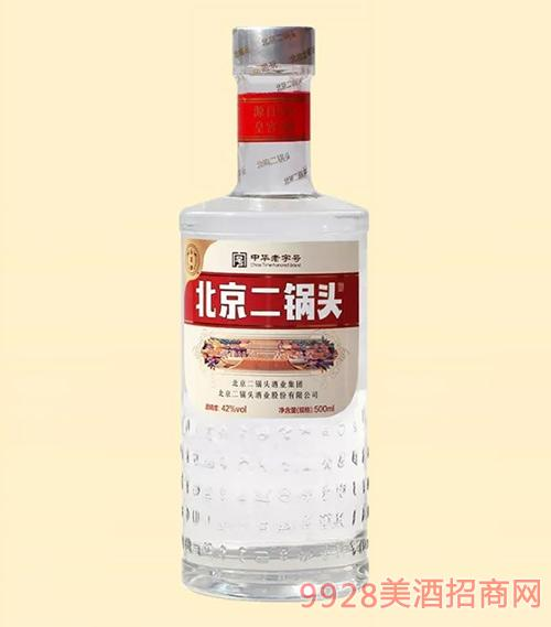 北京二锅头吃印象42度500ml
