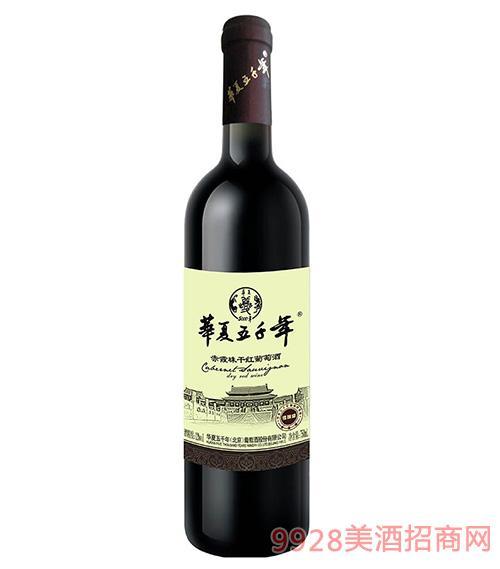 皇宫佳酿级干红葡萄酒12度750ml