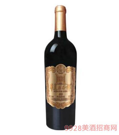 尚品佳酿A5干红葡萄酒12度750ml