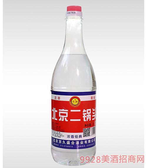 浓香经典北京二锅头酒