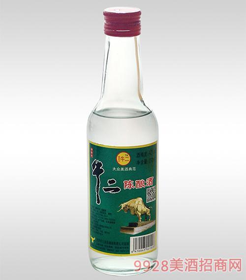 牛二陈酿酒42度250ml