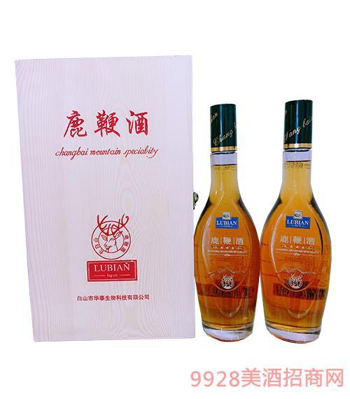 木盒鹿鞭酒42度600ml