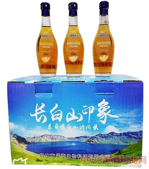 白山印象鹿鞭酒