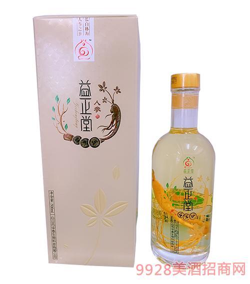 长白山益正堂酒42度500ml