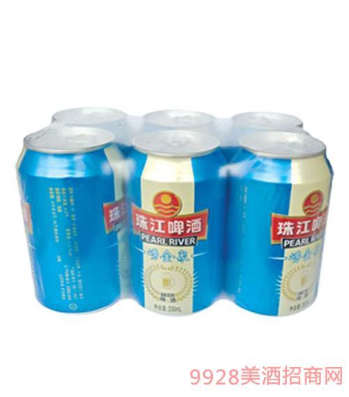 珠江啤酒嶗金泉