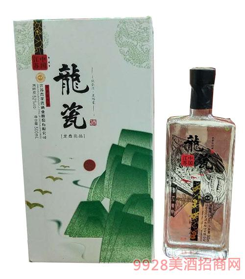 龍瓷龙尊尚品酒52度500ml