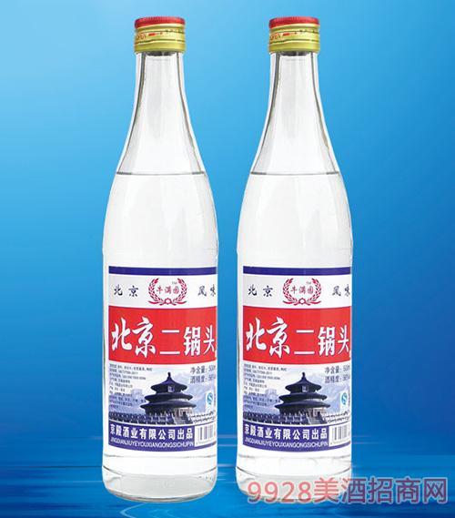 北京二锅头酒56度(大白)