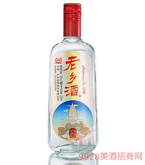 42度泸州老乡酒小酒250ml