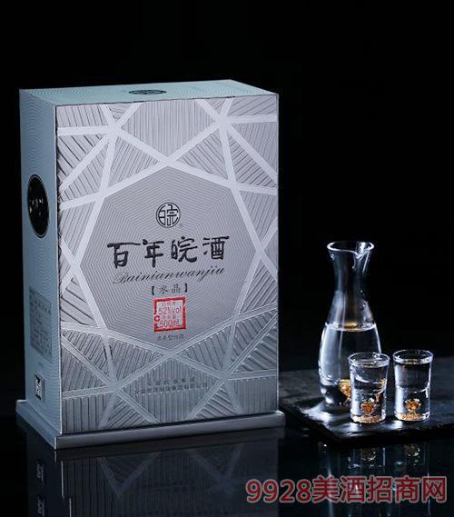 百年皖酒·水晶