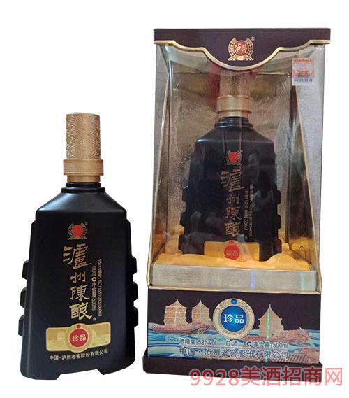 泸州陈酿珍品酒52度500ml