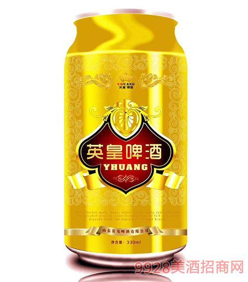 英皇啤酒(黄)易拉罐装330ml