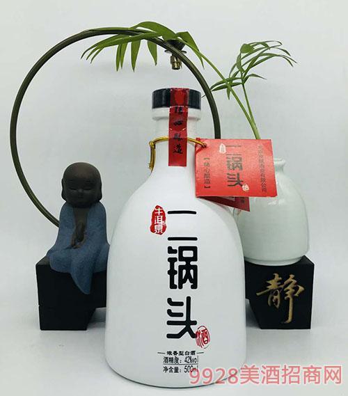 牛洱泉二��^酒42度500ml